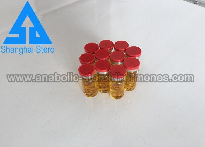 Legal Anabolic Steroids Trenbolone Acetate Light Yellow Powder CAS 10161-34-9
